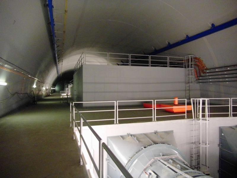 strojovna vzduchotechniky - technologické centrum