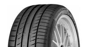 Continental SportContant 5, vítězná pneu letošního testu ADAC