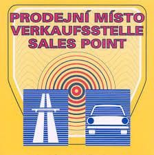 Prodejní místo dálničních známek