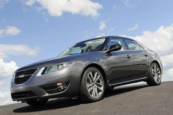 Saab 9-5 se začíná prodávat i u nás. Stojí 900 tisíc korun