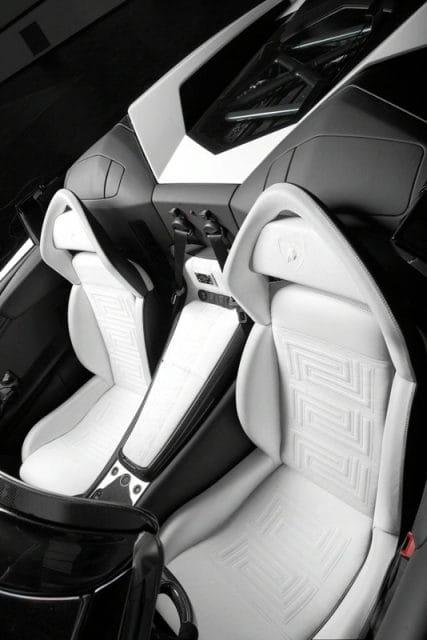 Lamborghini Murcielago LP640 Roadster Versace: vymóděný supersport