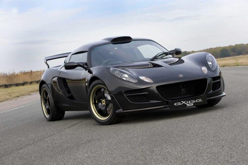 Lotus Exige S Type 72: omezená edice na oslavu návratu do F1