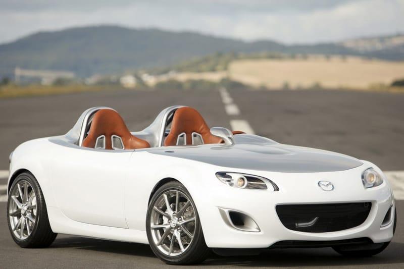 Mazda Superlight Concept: nejlehčí MX-5 všech dob