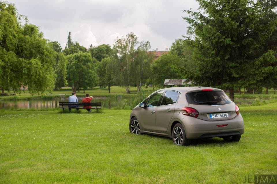 Peugeot 208 1.6 HDi: poprava Instagramu