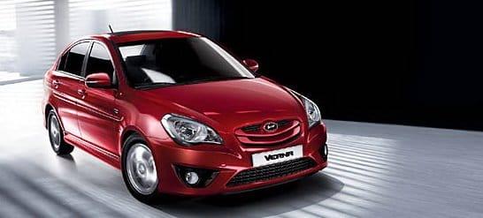 Facelift pro Hyunadi Accent: ve stopách Subaru Legacy