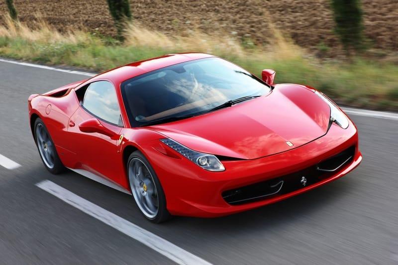 Známe cenu: Ferrari 458 Italia bude stát 163 tisíc eur bez daně