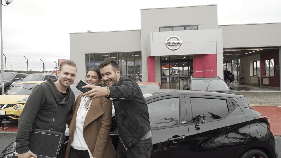 Vyzkoušeli nejnovější model Nissan Micra BOSE!
