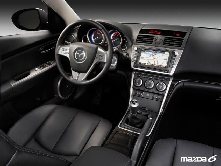 Mazda 6 uvařila 170 koní z 2,5 litrového motoru