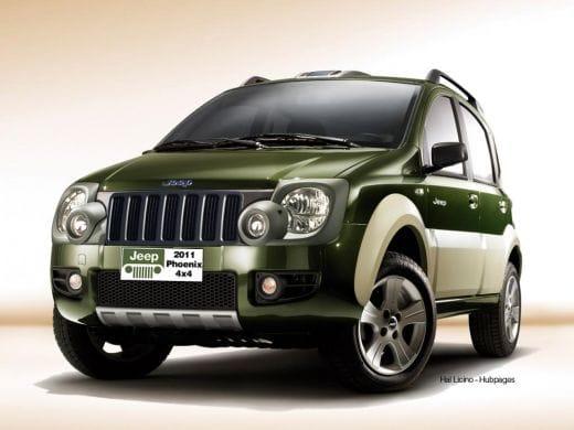 Jeep Phoenix: takhle to bude vypadat, až vyhraje Fiat
