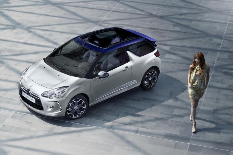 Citroën DS3 Cabrio: na českém trhu od 450 tisíc korun