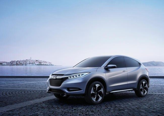 Honda Urban SUV Koncept: do výroby už letos