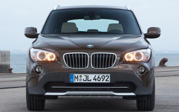 Nový motor pro malé SUV: BMW X1 xDrive28i