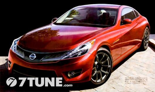Nissan se vrací ke kořenům, chystá nové kupé