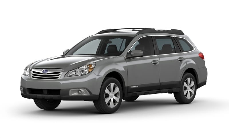 Subaru Outback: nová generace odhalena v New Yorku