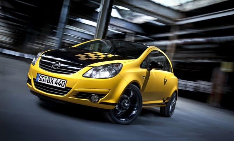 Opel Corsa Color Race Edition: speciální edice pro městského prcka