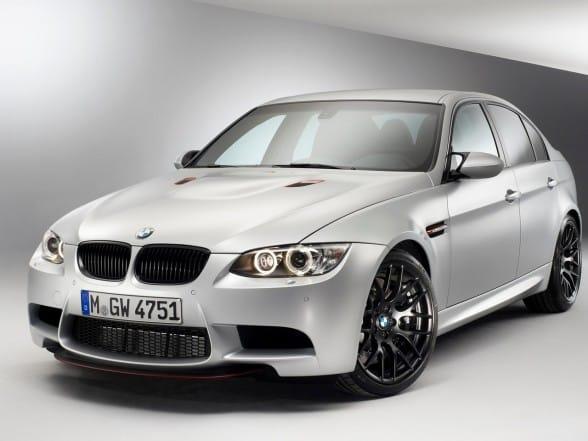 BMW M3 CRT: limitovaná edice z uhlíkových vláken