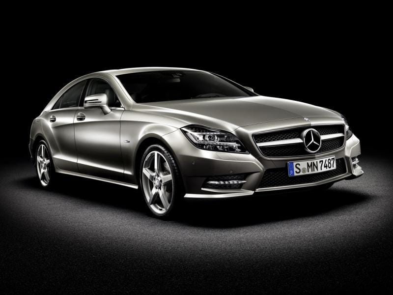 Mercedes-Benz CLS nové generace oficiálně