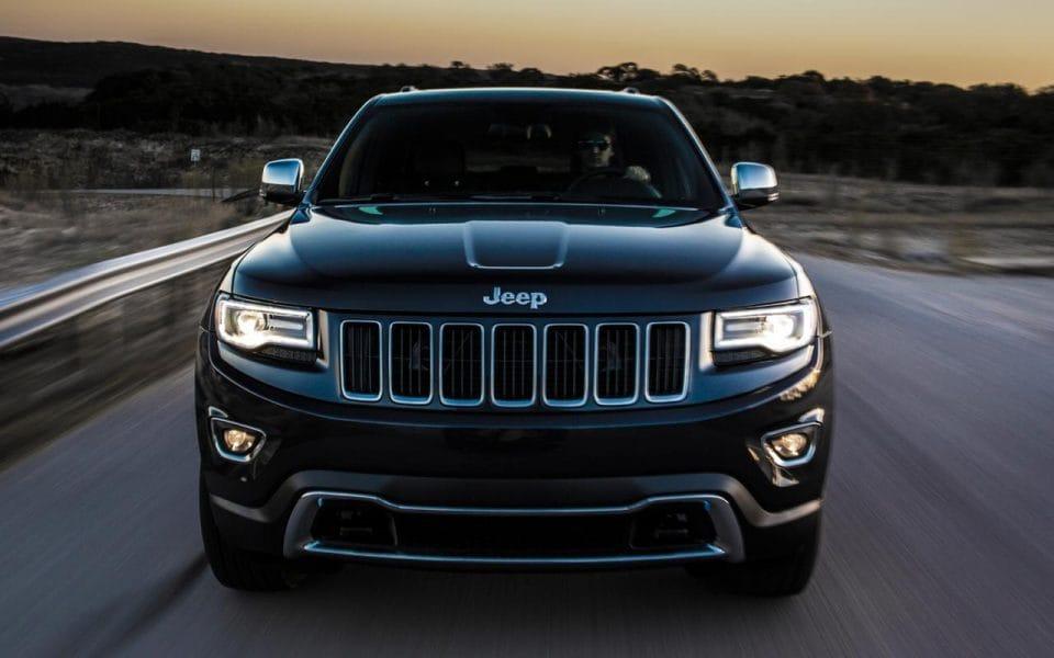 Jeep Grand Wagoneer: konkurent Range Roveru v roce 2018