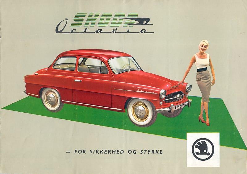 Před padesáti lety: na silnici vyjíždí první Škoda Octavia