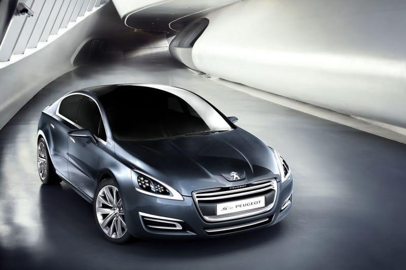 5 by Peugeot: předobraz modelu 508 míří do Ženevy