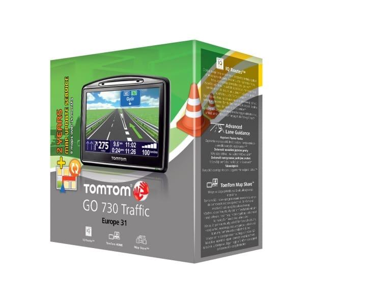TomTom nabízí dvouletou aktualizaci map zdarma