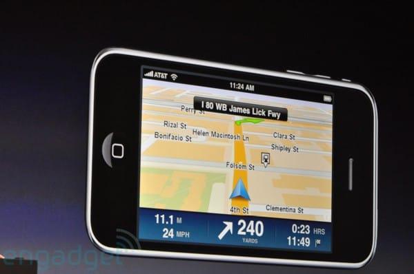 TomTom připravil navigaci pro iPhone