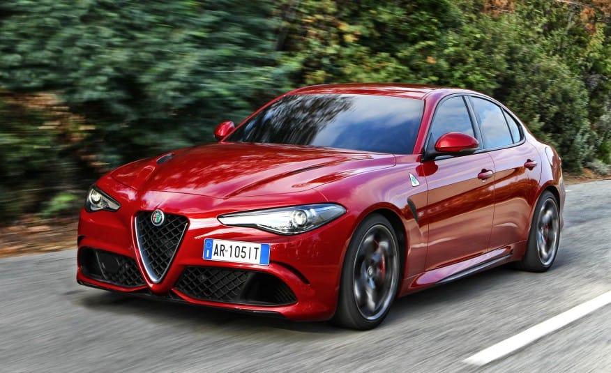Nový sedan Alfa Romeo Giulia – nyní vprodeji u Srba Servis