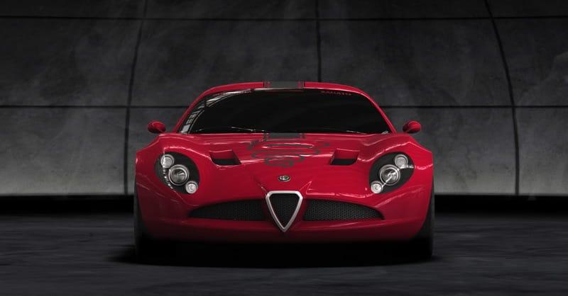 Alfa Romeo TZ3 Corsa: unikát na oslavu stoletého výročí