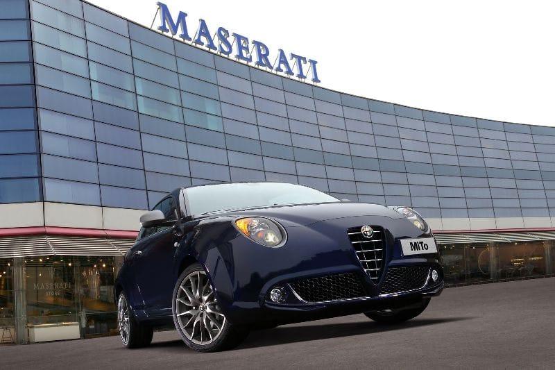 Alfa Romeo for Maserati: MiTo trochu jinak