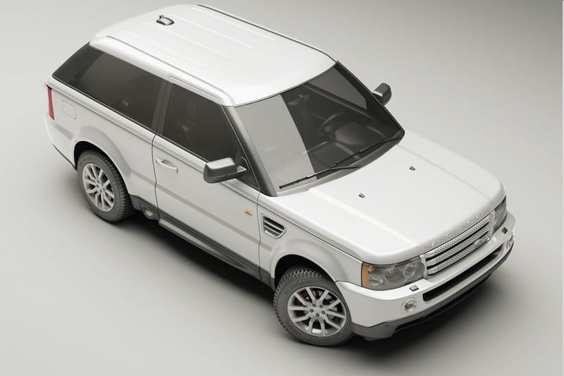 ARK ReDesign Range Rover: o pár dveří méně