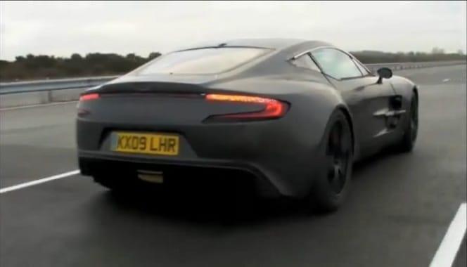 Deset kusů Aston Martin One-77 putuje k jednomu majiteli