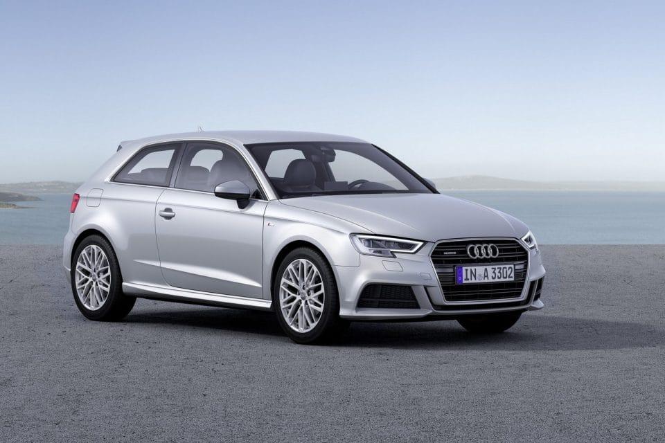 Audi A3 dostala facelift: kosmetické změny a nové motory