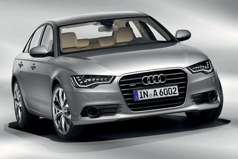 Audi A6 nové generace je na světě. Stojí milion, bude i hybrid