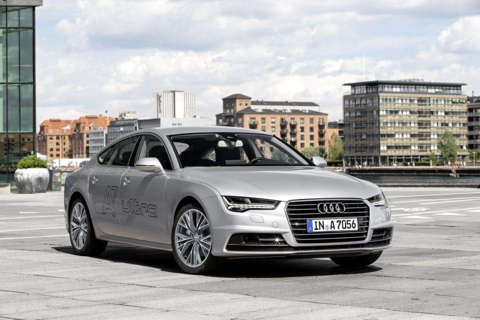 Audi A6 a A7 dostaly facelift, vypadají ale úplně stejně