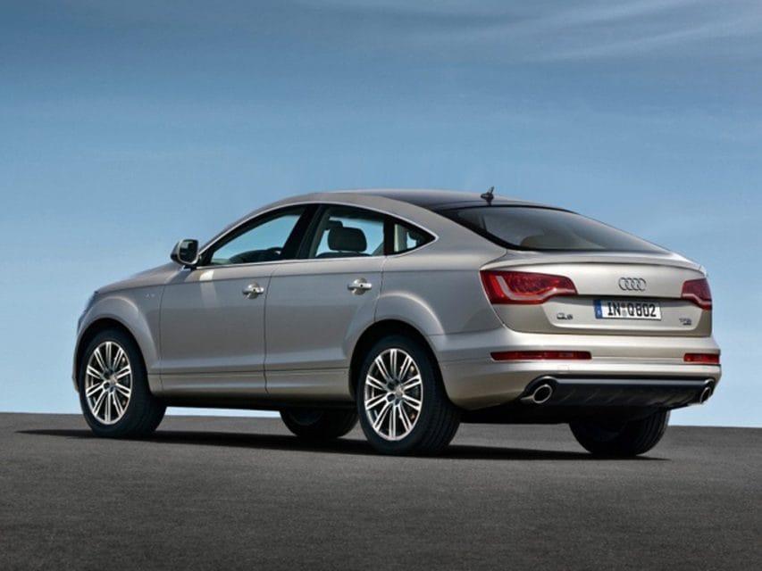 Audi Q8: blíží se ještě větší SUV, než Q7