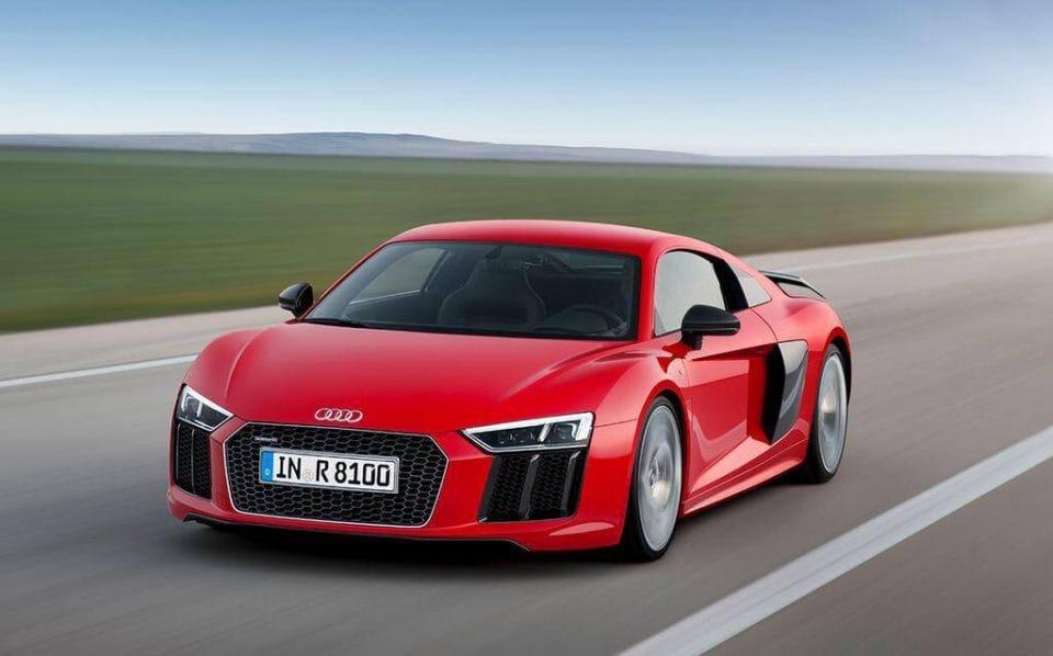 Audi R8 druhé generace: pětilitr V10 a elektromobil