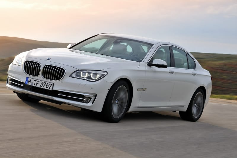 BMW řady 7 dostalo výrazný facelift a nový diesel 750d