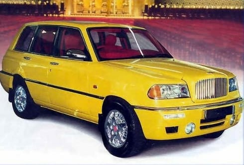 Oficiálně: Bentley chystá SUV. V roce 2014, i v naftě