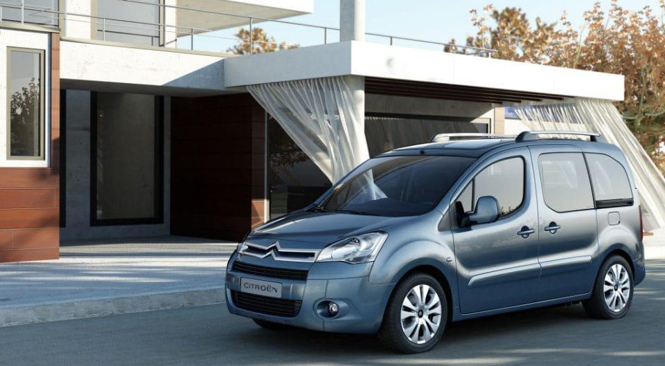 Nový Citroën Berlingo v kynetickém duchu