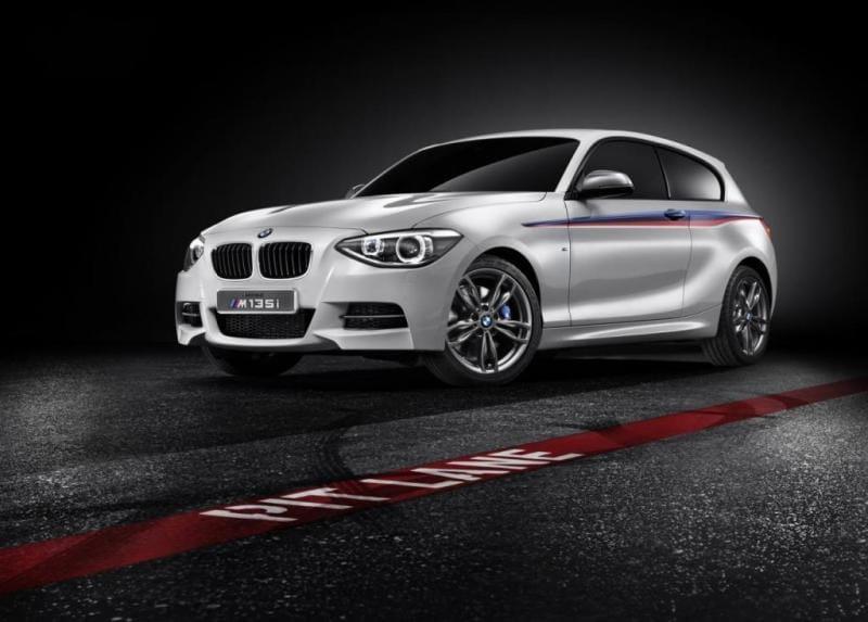 BMW Concept M135i: zahřívací studie do Ženevy