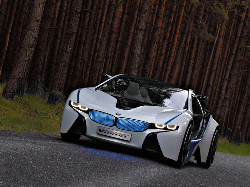 BMW připravuje sportovní hybrid. Na základě EfficientDynamics