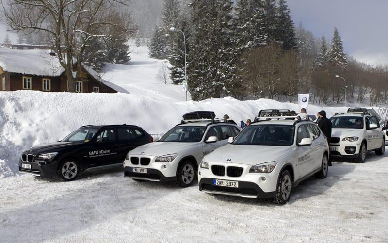 FOTOREPORTÁŽ: BMW xDrive Tour 2012