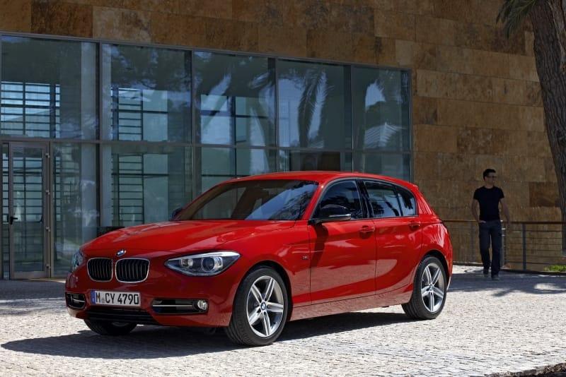 Nové BMW řady 1 je na českém trhu. Začíná na 630 tisících