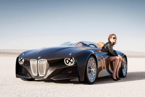 BMW 328 Hommage: koncept na počest legendy