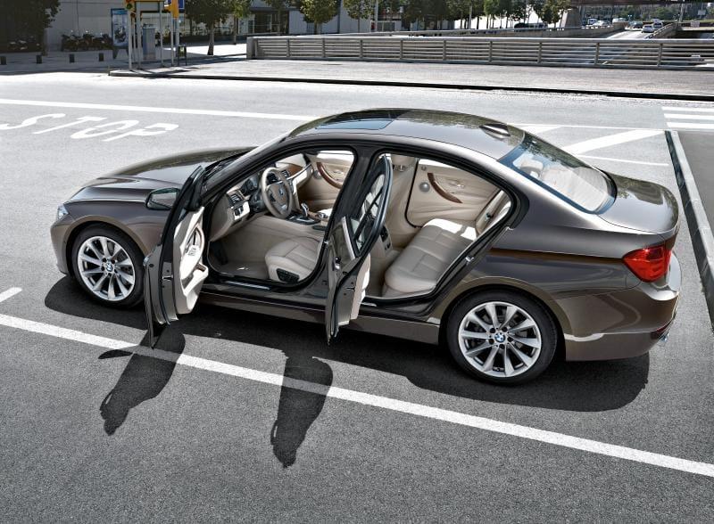 Detailní představení nové BMW 3
