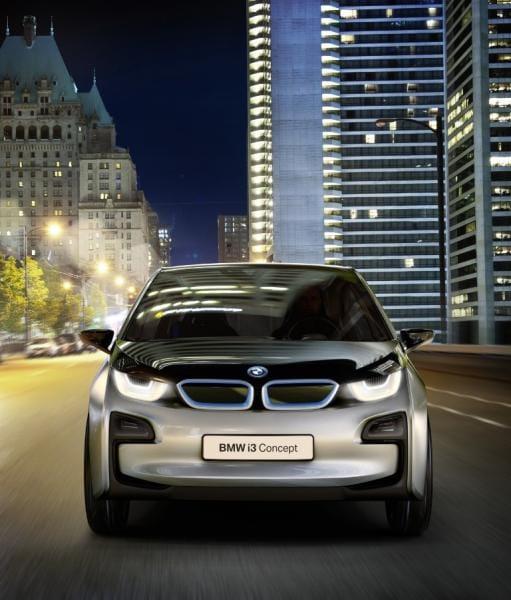 BMW i3 a i8: představujeme elektromobil a hybrid