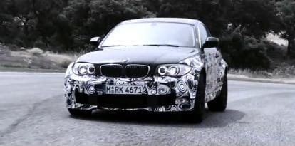 VIDEO: BMW M1 Coupé se poprvé ukázalo v pohybu