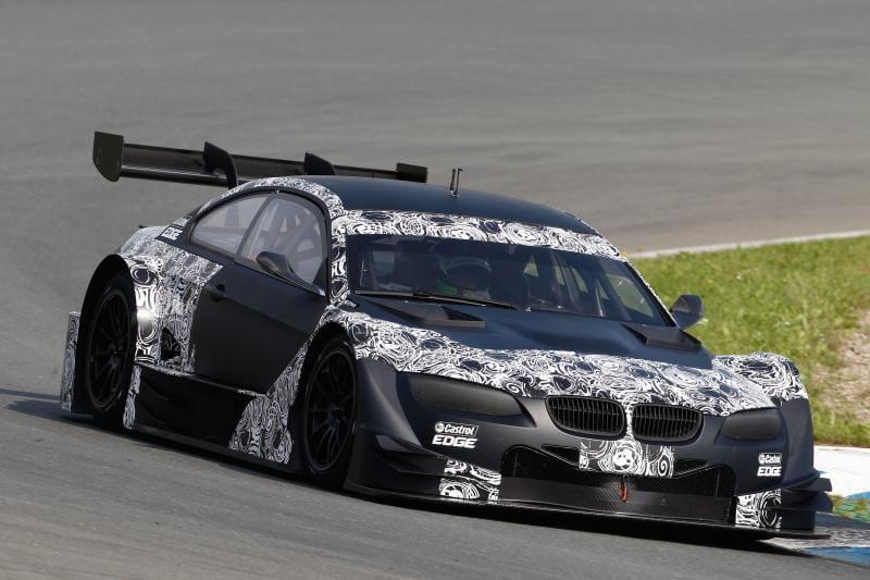 BMW M3 DTM Concept Car se představilo i s piloty