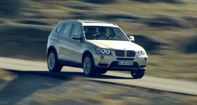 VIDEO: Nové BMW X3 poprvé v pohybu