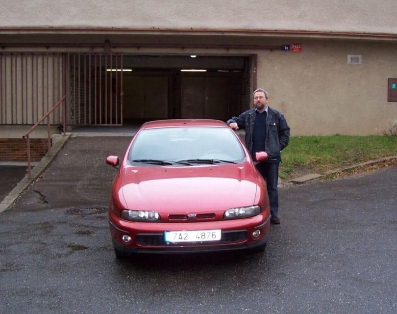 Test ojetiny: Fiat Brava 1.6 16V: Jako horkokrevná Italka (1996)